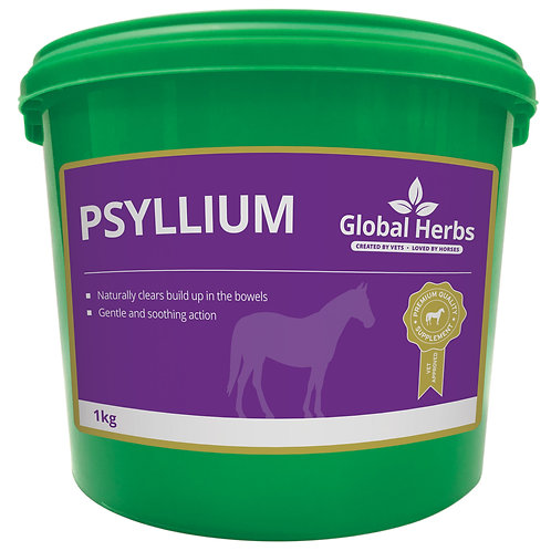 Global Herbs, Psyllium