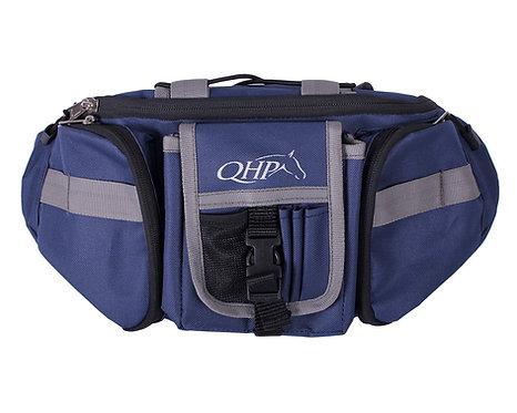 QHP, midjeväska för flätning, inkl. innehåll