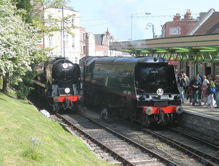 Swanage Railway APartment