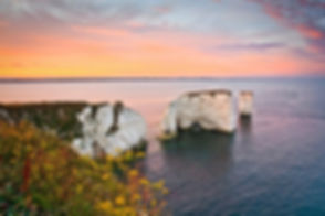 Take a walk to see Old Harry!