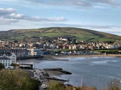 Swanage views & walking