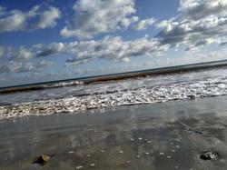 Close to the beach