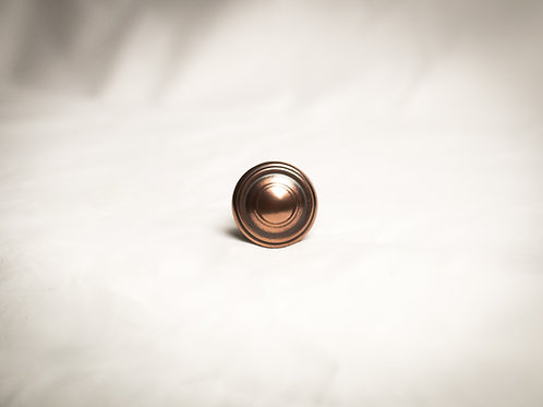 Antimicrobial Copper/Nickel Hardware Cabinet Knob