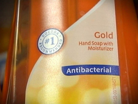FDA Orders Antibacterials Removed From Consumer Soaps