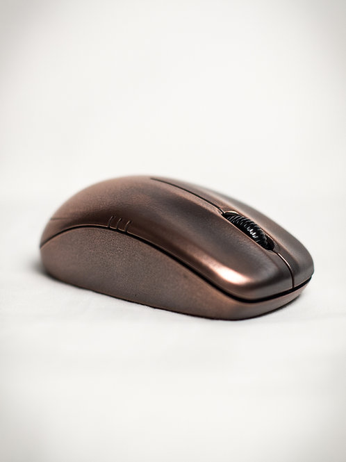 Antimicrobial Copper Wireless Mouse