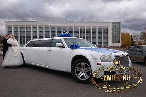 Аренда лимузина Chrysler 300C (6 мест)