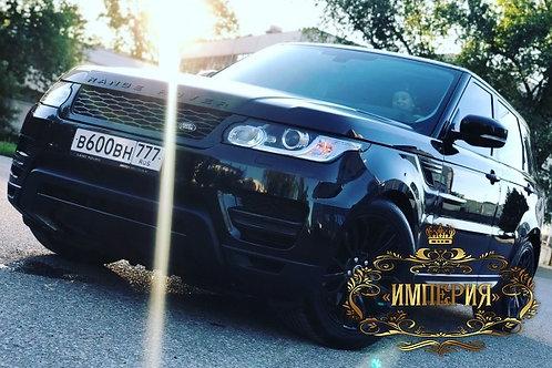 Аренда Range Rover Sport New