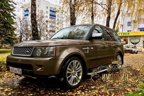 Аренда Range Rover Sport Autobiography
