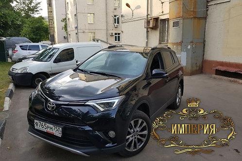 Аренда Toyota RAV-4