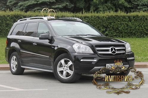 Аренда Mercedes GL