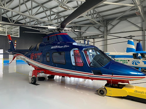 Вертолёты Agusta A109E