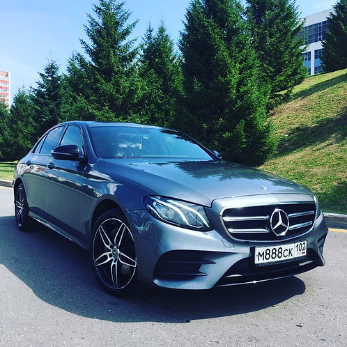 Аренда Mercedes E w213