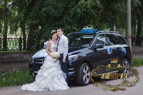 Аренда Mercedes GLE350
