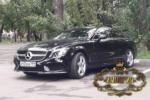 Аренда Mercedes CLS AMG