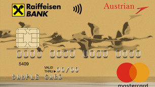 Raiffeisen Bank. Austrian Airlines