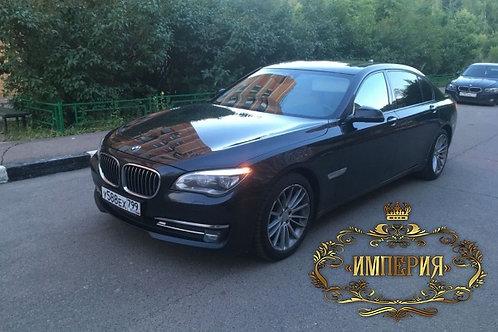 Аренда BMW 740L