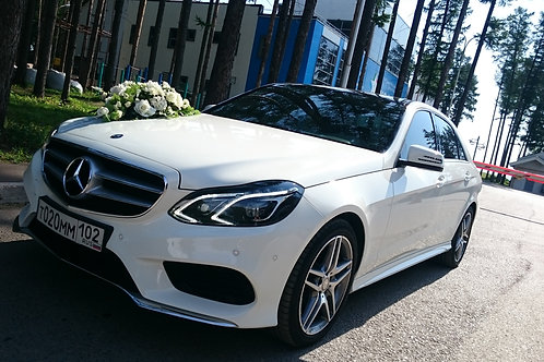 Аренда Mersedes E AMG w212 Restyle