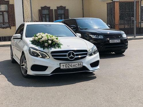 Mercedes E w212 restyle