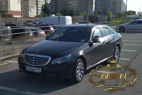 Аренда Mercedes E w212 restyle
