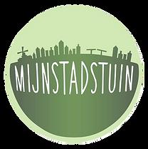 Logo Mijnstadstuin _geen witte vierkante