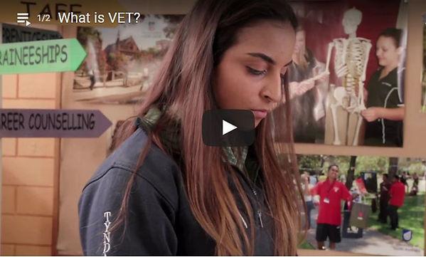 What is VET video.JPG