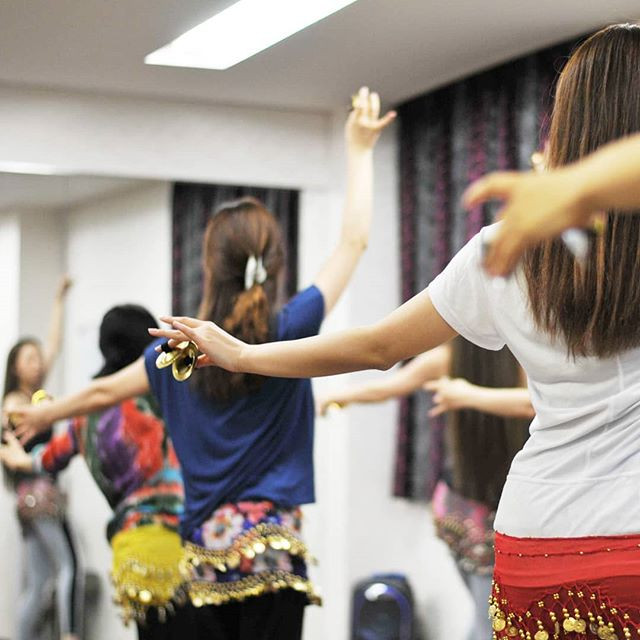 熊本,ベリーダンス