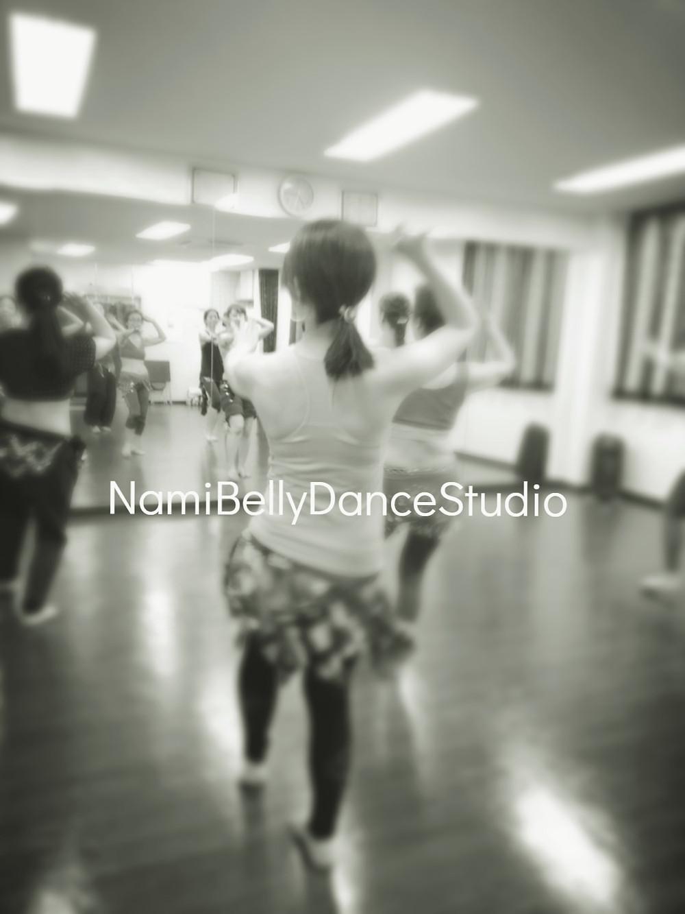 熊本市,ナミベリーダンススタジオ