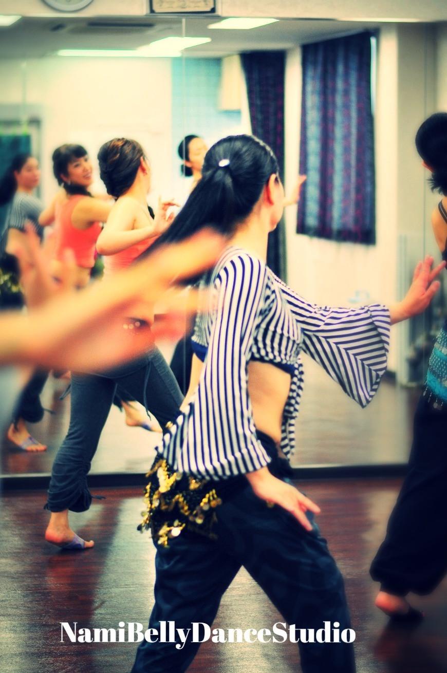 熊本,ベリーダンス,ナミ