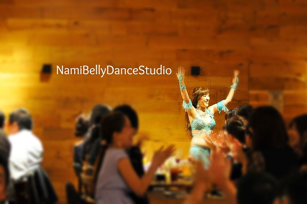 熊本,ナミベリーダンススタジオ