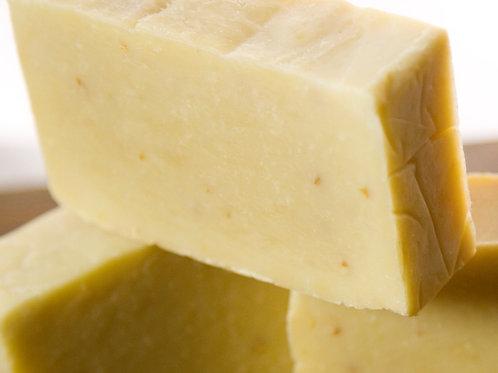 oatmeal honey soap