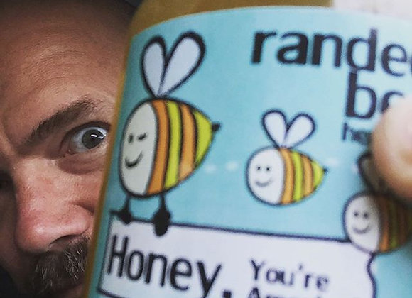 1KG unpasteurized honey