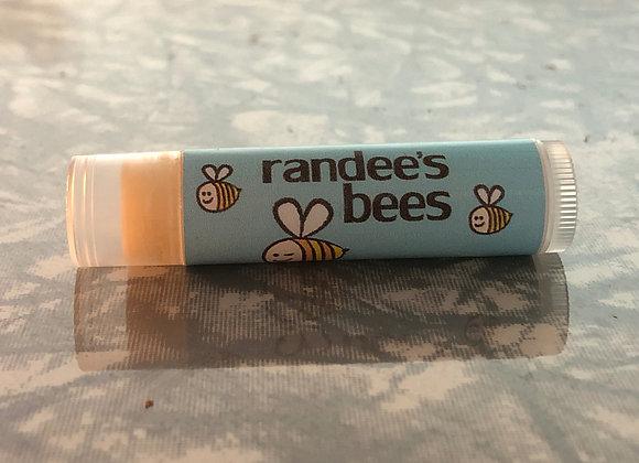 randee's bees herbal lip balm