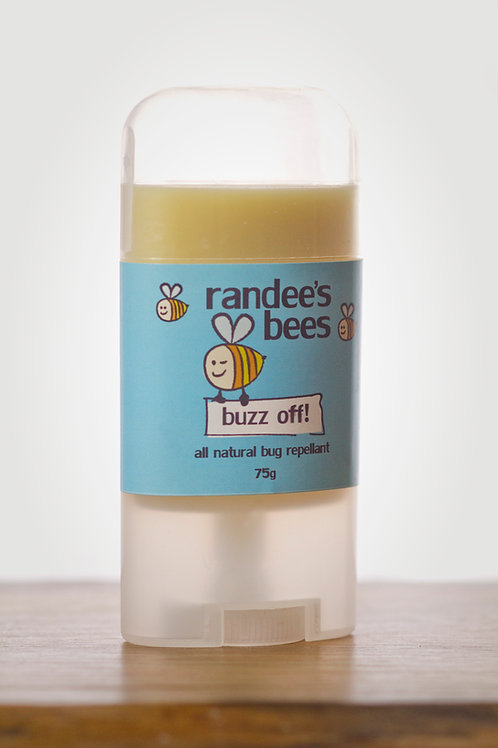 buzz off bug repellant