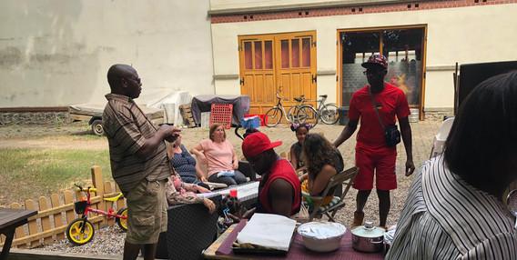 Mosambik-Fest