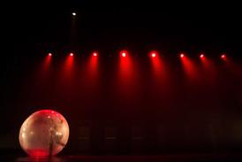Espetáculo Exit