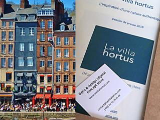 La villa hortus ouvre sa boutique d'été Déco & design inspiration végétale à Honfleur !  25