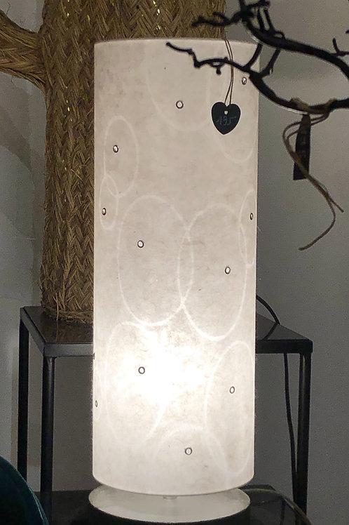Lampe papier Ice