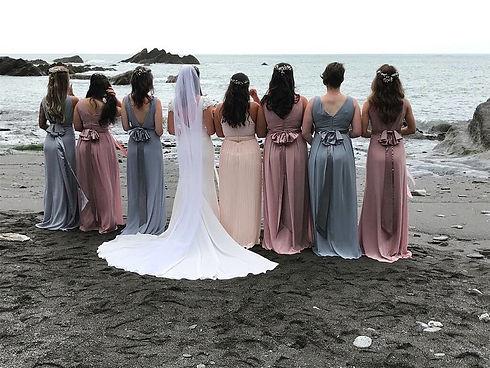 bridal party on beach.jpg