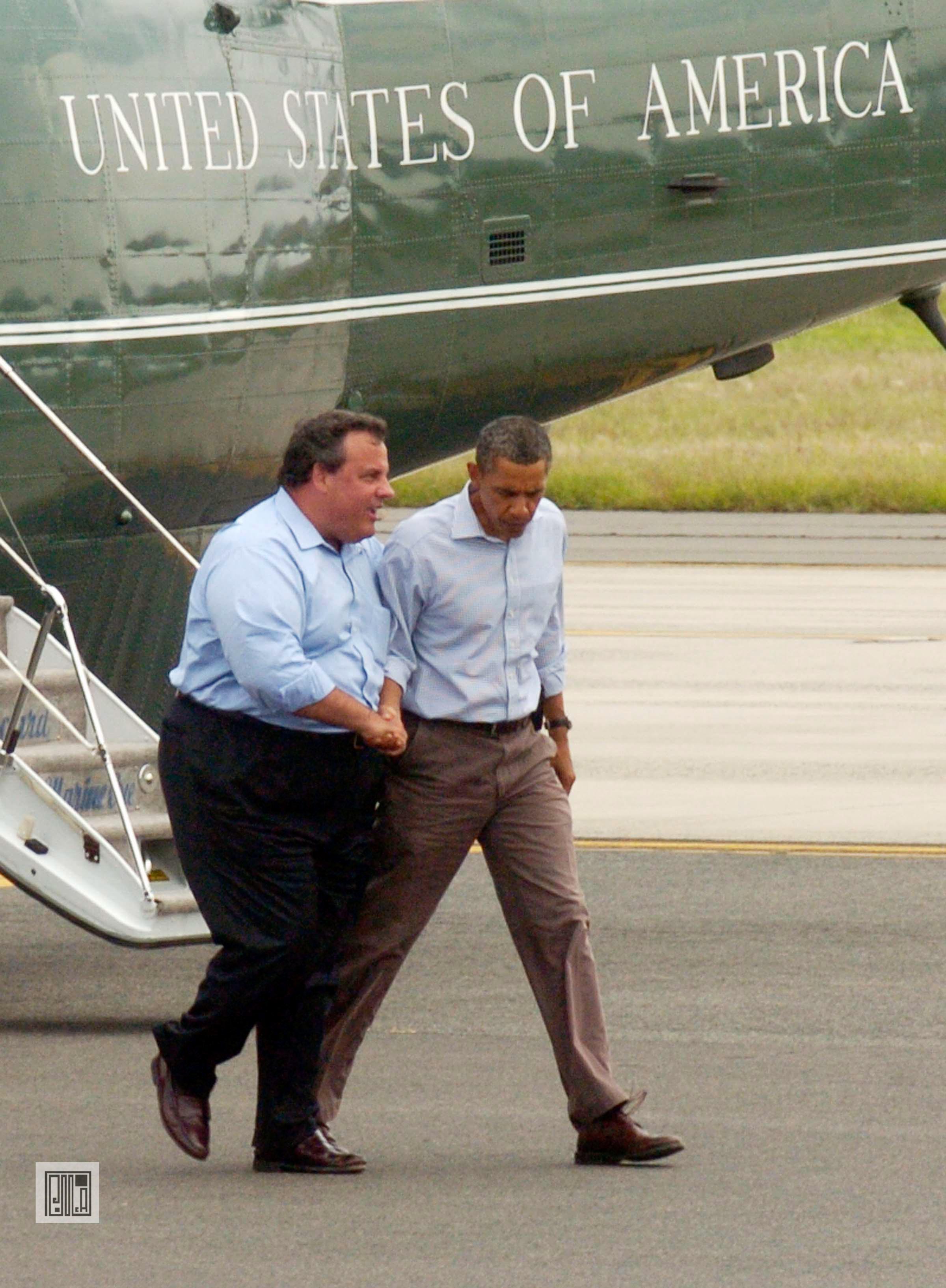 Obama-Christie