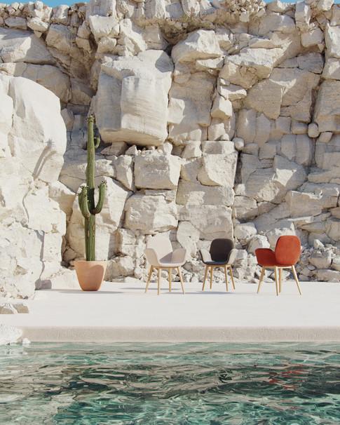 medusa chair
