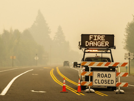 Oregon Police Beg Public to Stop Calling In False Reports Blaming Antifa for Wildfires
