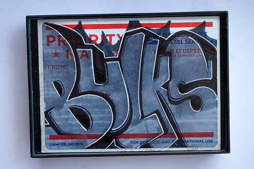 BULKS CUSTOM STICKERS