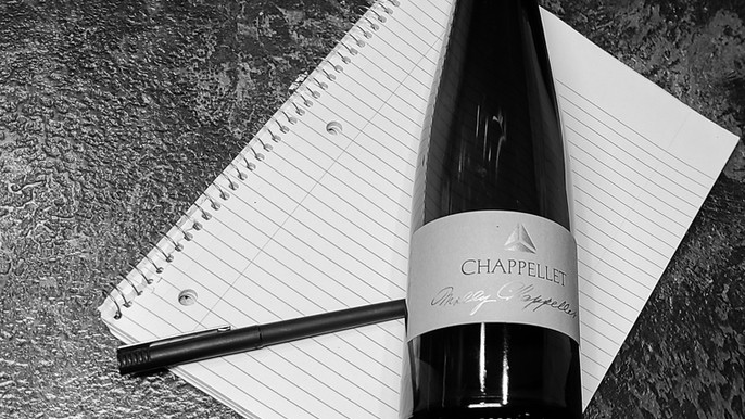2019 Chappellet Chenin Blanc
