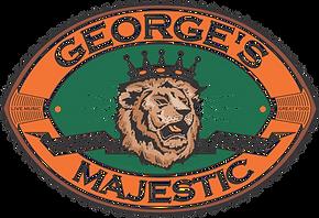 George's Majestic Lounge Logo