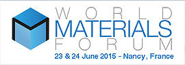 Nanomakers participates in the World Materials Forum in Nancy.