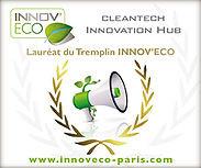 Nanomakers, winner of the TREMPLIN PME INNOV'ECO