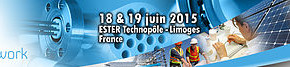 Nanomakers participates in the Ceramic Network in Limoges.
