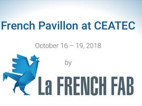 Nanomakers sera exposant dans pavillon français au salon CEATEC à Tokyo