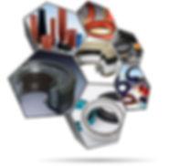 Sealing elements, O rings