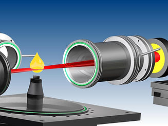 Nanomakers technology is based on the principle of laser pyrolysis.
